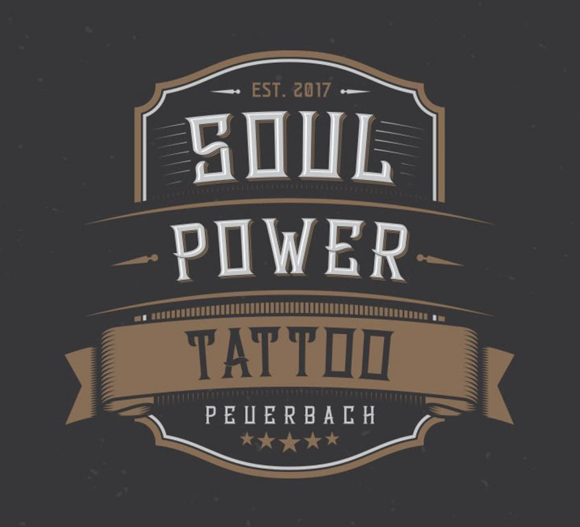 Soul Power Tattoo